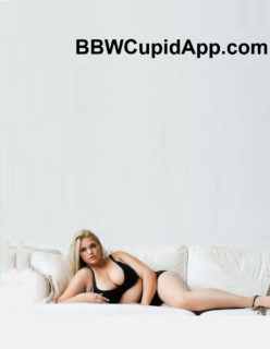 BBW Cupid Dating App for Meeting Curvy, Chubby and Beautiful Women
